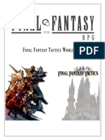 FFRPG 4th - Ivalice Worldbook