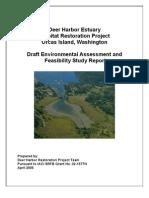 DH Estuary Restoration Study