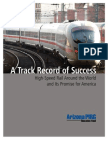 A Track Record of Success