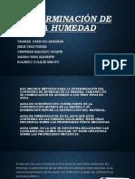 Determinación de la humedad.pptx