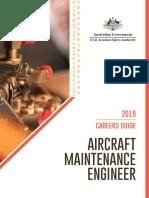 Aircraft Maintenance Engineer Careers Guide