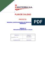 Plan de Calidad MEXICHEM