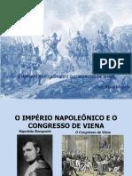 O Império Napoleônico (1)