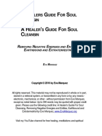 A HEALERS GUIDE FOR SOUL CLEANSIN