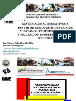 PRESENTACIÓN CLASES -VALORIZACION RESIDUOS MINEROS.ppt