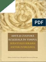 Arta Si Cultura Ecleziala in Timpul Sfan (1)
