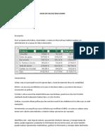 HOJAS DE CALCULO MAS USADAS