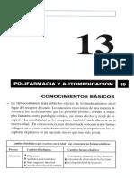 10 Polifarmacia y Automedicación