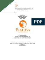 OPS 192-3 NIT 899999433 INFORME DE ILUMINACION ALCALDIA DE FUNZA