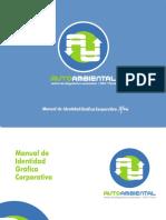 Manual corporativo Autoambiental