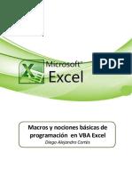 VBA Excel - Tutorial macros