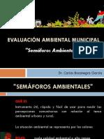 Evaluación Ambiental Municipal