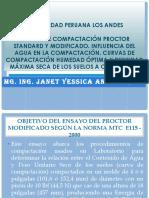 CLASE 12 PROCTOR ESTANDAR Y MODIFICADO