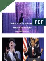 20200127 Un Dia en El Futuro Con Las Nuevas Tecnologias
