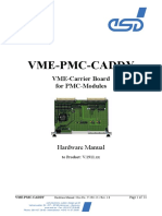 VME-PMC-CADDY-Hardware