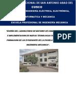 INFORME DE TECNOLOGIAS DE INNOVACION