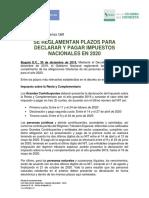 160_Se_reglamentan_plazos_para_declarar_y_pagar_Impuestos_Nacionales_en_2020