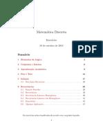 Exercicios-MatemáticaDiscreta