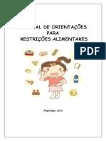 MANUAL DE ORIENTAÇÕES PARA RESTRIÇOES ALIMENTARES.pdf