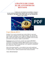 Guia Pratico Bitcoins
