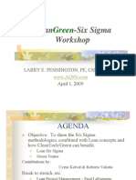 LeanGreen-Six Sigma 040509 PDF