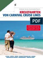 Kreuzfahrten von Carnival Cruise Lines - Schweiz - auf einen Blick - SAISON 2011/2012