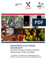 Publicação U40 UNESCO - Mapping_cultural_diversity