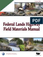 Federal Lands Highway Field Materials2008.pdf