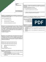 TALLER 3 . ESTADISTICA Y PROBABILIDADES Modelos Probabilisticos