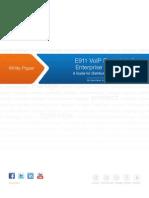 E911 VoIP Essentials For Enterprise Deployments
