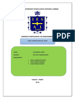factores de riego parcial