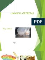 LIMANDO ASPEREZAS