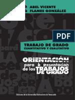 12. Trabajo de Grado Cuantitativo y Cualitativo - Abel Vicente Flames González 2012
