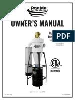 ZBM000004 HiVac Manual 180720
