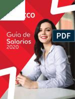 Guía salarial 2020