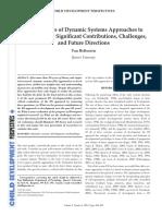 Recomendada S5_Hollenstein (2011). Twenty years of dynamics system