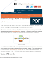 How Does a PID Controller Work - Structure  Tuning Methods
