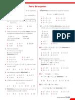 Unidad 1 . Ficha de refuerzo-Teoría de conjuntos