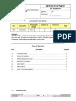 Method Statement Earthworks.doc