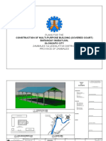 Plan for Coverd Court
