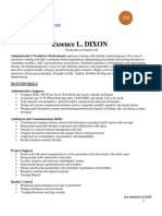 essence dixon functional resume 22