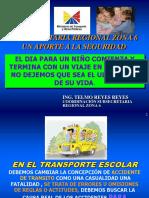 EL TRANSPORTE ESCOLAR  PRINCIPAL 16 ABR.ppt