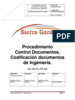 Control Documentos SIP Rev.2