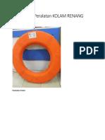 Daftar Peralatan KOLAM RENANG.docx