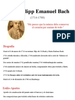 C.P.E Bach
