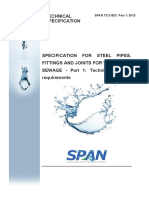 Span Technical Specification Part 1