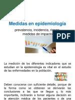 Epidemiologìa mediciones 3