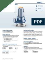 PEDROLLO VXC 30-50 DE 3HP