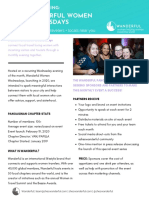 CHAPTER DIRECTOR COPY_ Wanderful Women Wednesdays - one-pager