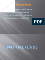 SAPM Mutual Funds Final